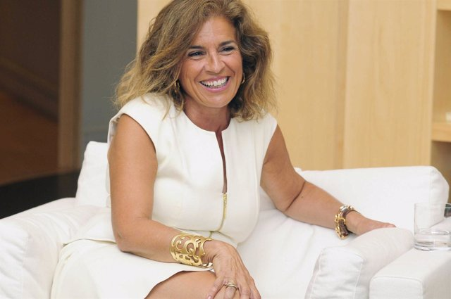 Ana Botella, Alcaldesa De Madrid.