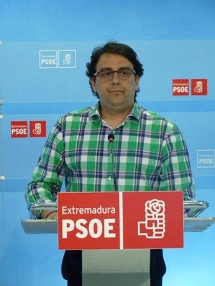 """El PSOE de Extremadura solicita un """"procedimiento claro"""" para las reclamaciones del """"copago farmacéutico"""""""
