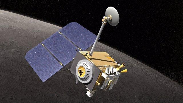Hallan Helio en la atmósfera lunar