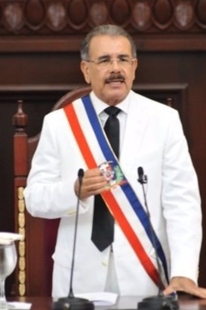 R.Dominicana.- Medina ratifica a nueve ministros del Gobierno de Fernández
