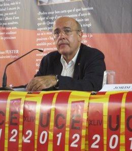 Boi Ruiz, conseller de Salud de la Generalitat de Catalunya