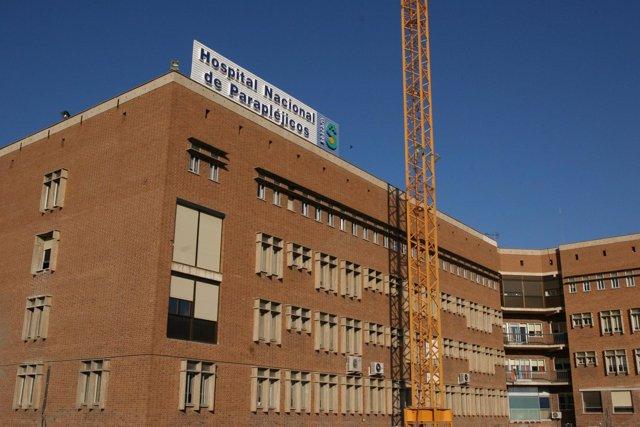Hospital Nacional de Parapléjicos de Toledo