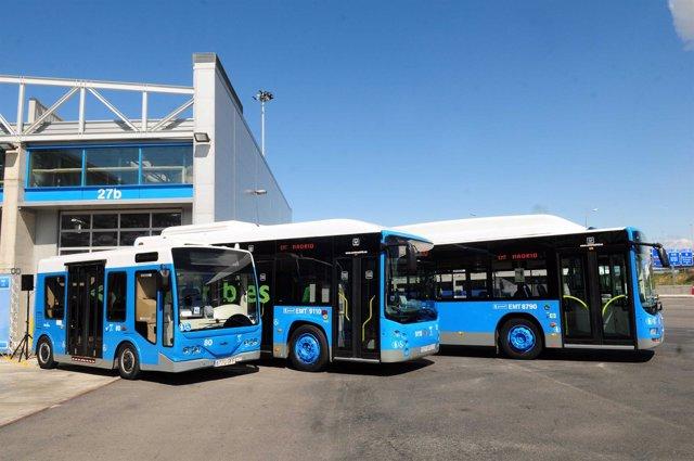 044d92483 Los autobuses de la EMT permiten subir con carros de compra y bicis  plegables aunque sólo se permite una por vehículo