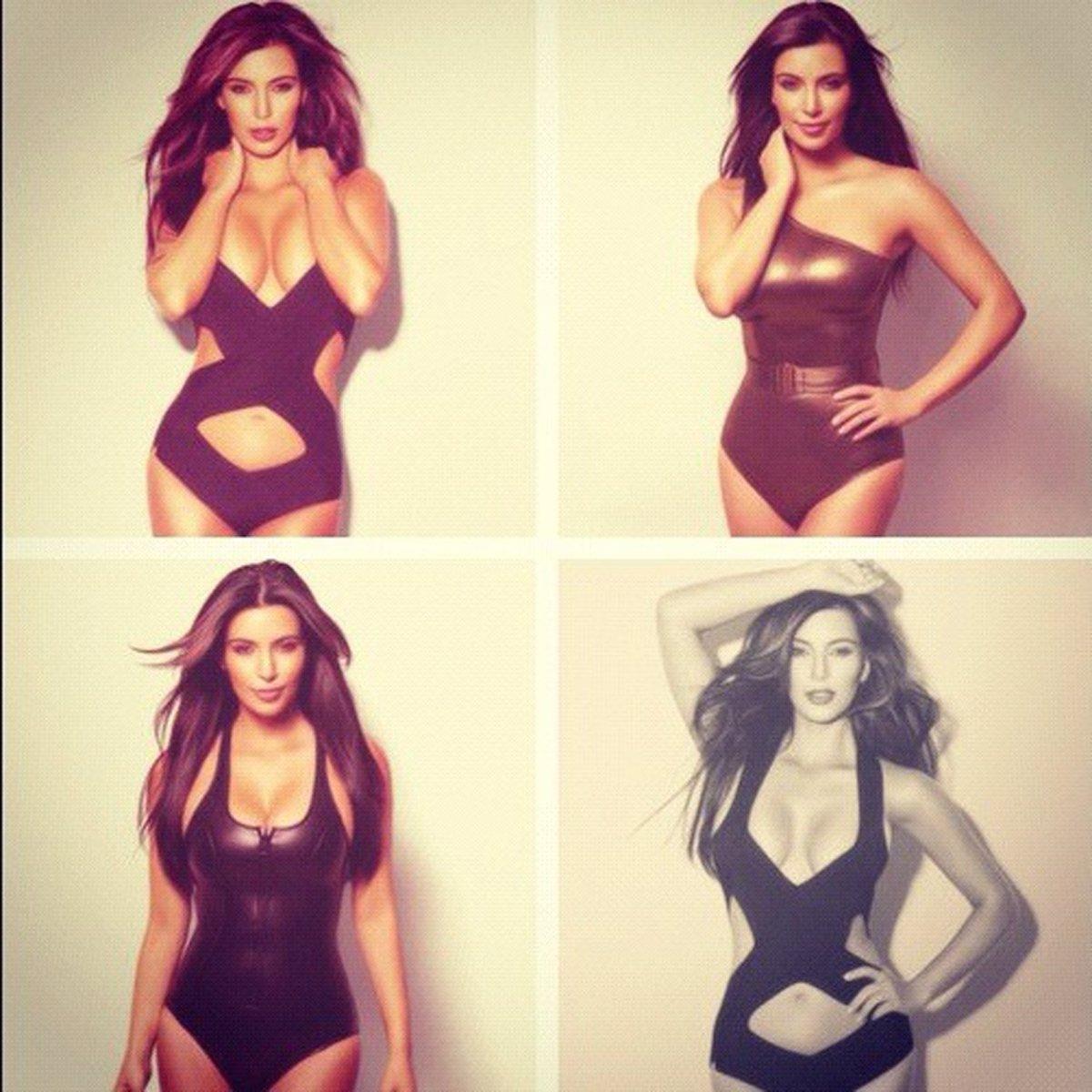 Kim Kardashian Cuero Y Por Apuesta De Pvc Bañadores Los kPOiuZX