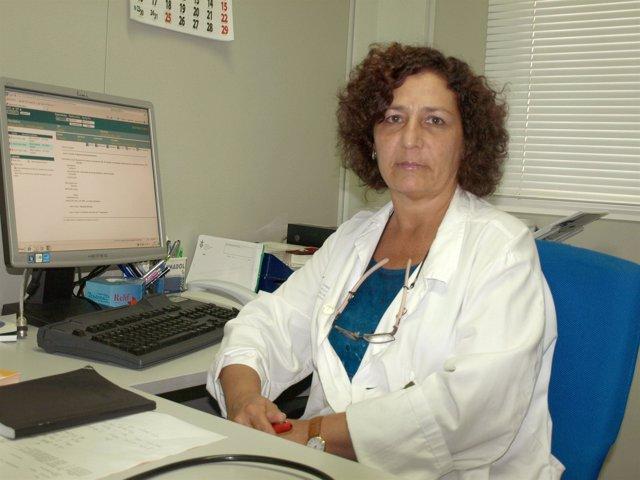 La Doctora Victoria Íñigo