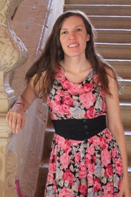 La psicóloga Beatriz Vera Poseck