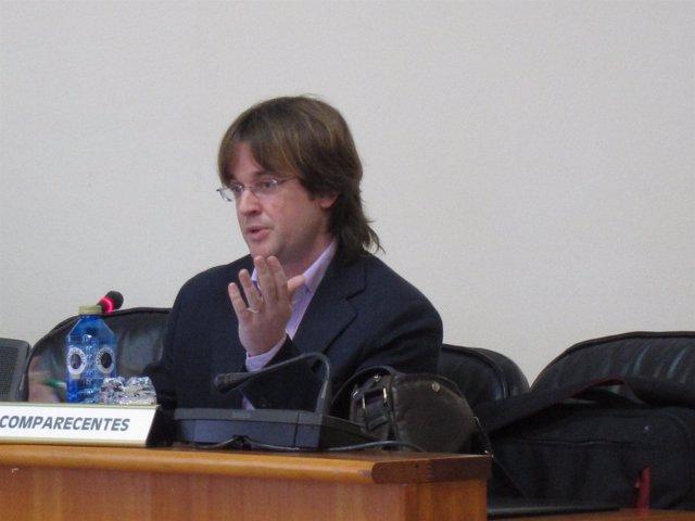 Francisco Menéndez, Presidente De Augas De Galicia