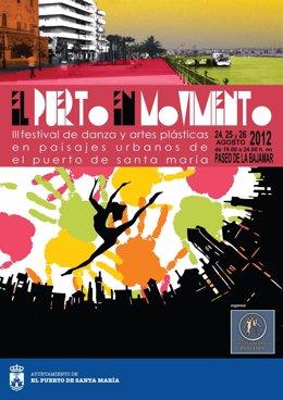 Cartel III Edición El Puerto En Movimiento