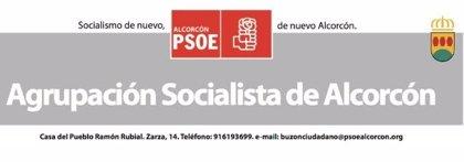 La Agrupación Socialista de Alcorcón se pronuncia vía 'hashtag'