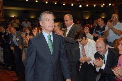 Urkullu defendería un plan soberanista en el Congreso aprobado por el Parlamento vasco y se abre a pactar con cualquiera