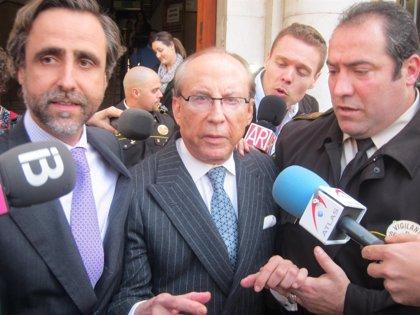 Ruiz-Mateos dice que está dispuesto a iniciar una huelga de hambre