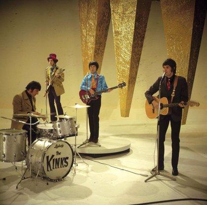 Las actuaciones de The Kinks en la BBC recopiladas en una caja limitada