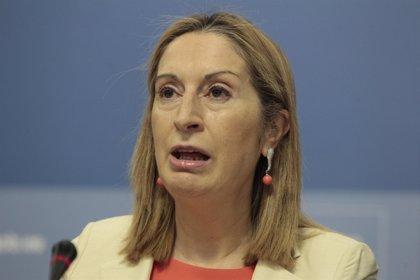 """Pastor recuerda a Ryanair que el cumplimiento de la legalidad en España """"es para todos los operadores"""""""