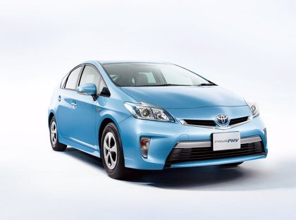 Toyota participa en el desarrollo de una red inteligente de carga