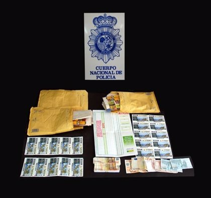 """La Policía Nacional detiene a los dos autores de un timpo del """"tocomocho"""" en Lorca (Murcia)"""