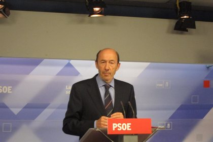 """Rubalcaba cree que los cambios del Plan Prepara """"castigan a los jóvenes"""""""