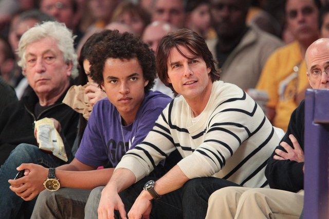 Tom y Connor Cruise