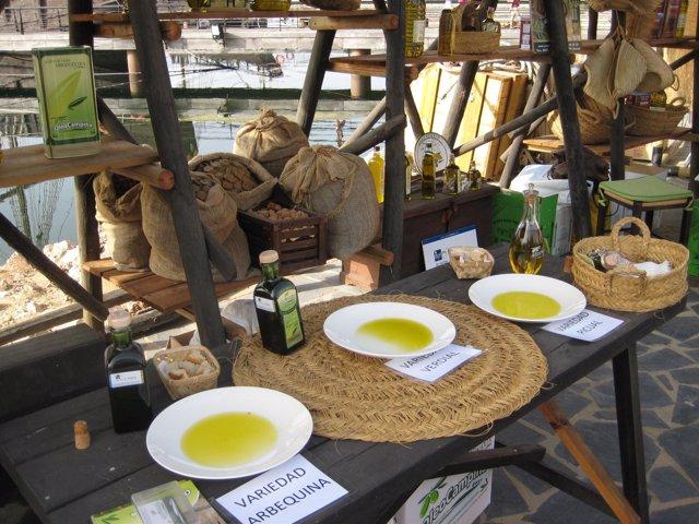 Jornadas Gastronómicas en el Muelle de Las Carabelas.