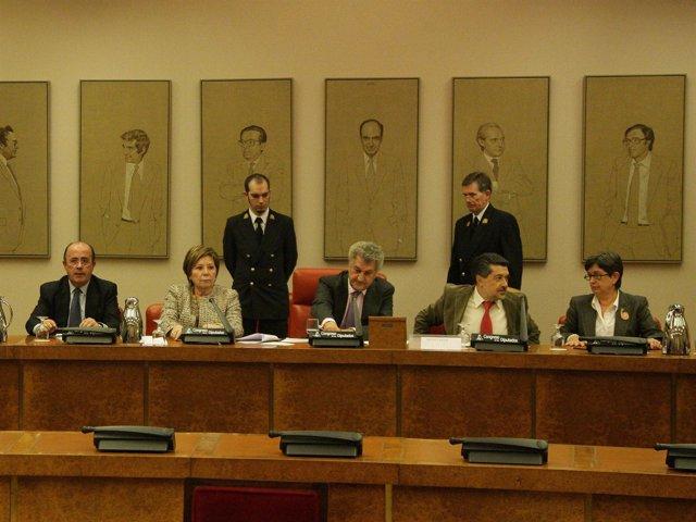 Mesa De La Diputación Permanente