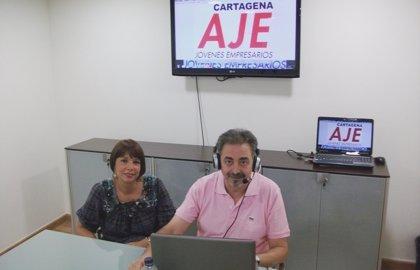 La empresa cartagenera Dipah participa en un encuentro internacional de educación promovido por la Fundación Telefónica