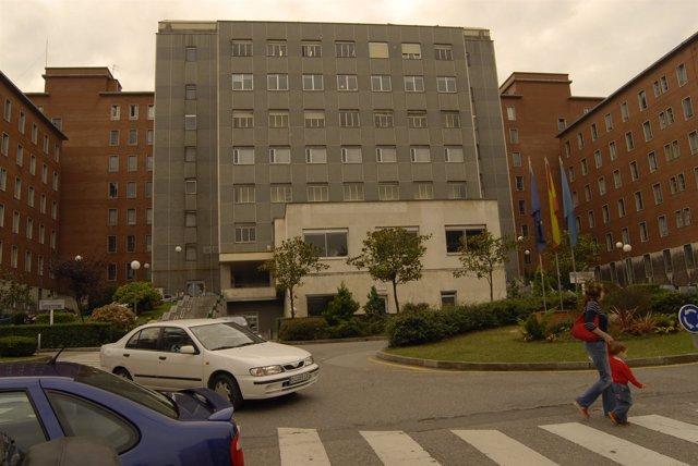 Hospital Central de Asturias (HUCA)