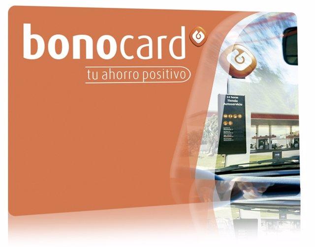 Tarjeta Bonocard De Galp Energía
