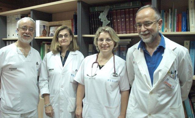 Profesionales Del Centro De Salud Fuensanta De Valencia