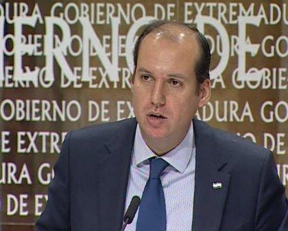 """Extremadura.- Carrón aboga por una """"sanidad universal"""" en la que """"todos los ciudadanos contribuyan"""""""