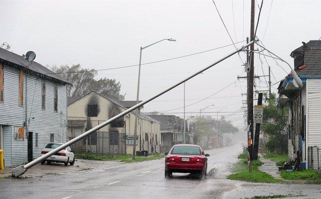 'Isaac' Causa Daños Menores A Su Paso Por Luisiana