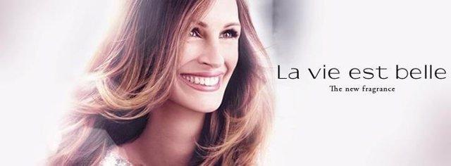 Julia Roberts para Lancôme