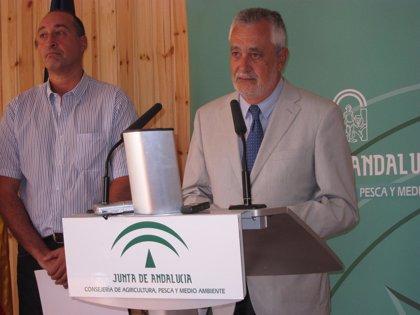 Griñán pide que se reúna la subcomisión del CPFF para abordar ajustes en sanidad sin tocar el concepto de universalidad