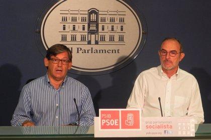 """Baleares.-PSIB acusa al Govern de """"expulsar"""" al colectivo inmigrante de la sanidad siguiendo la """"línea dura"""" del PP"""