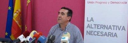 UPyD dice que retirada de tarjeta sanitaria a 20.000 'sin papeles' es expropiación de derechos a más vulnerabl