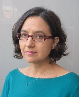 La periodista María-Paz López, pta. De la IARJ