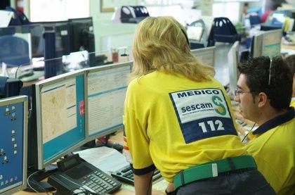 C.Mancha.-Un amplio dispositivo de atención urgente garantiza la asistencia sanitaria de la población en Toledo