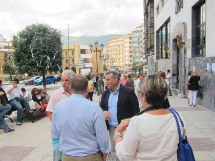 """González (IU) recuerda al Gobierno asturiano que hay """"maneras diferentes"""" de aplicar los ajustes en el Sespa"""