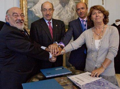 Cantabria.- Cofares, Fundación ANEFP y UIMP firman un convenio para patrocinar un encuentro sobre el sector farmacéutico