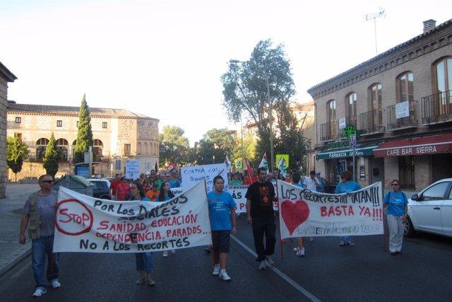 Manifestación Por Los Derechos Sociales