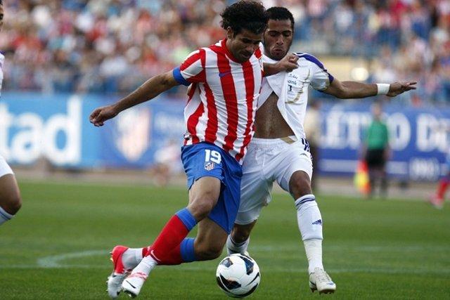 Diego Costa Atlético de Madrid Al Ain amistoso