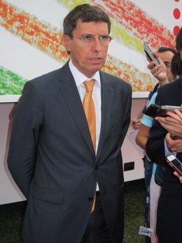 El Consejero Delegado En España De Orange, Jean Marc Vignolles