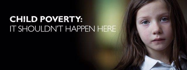 Campaña Save The Children UK pobreza infantil