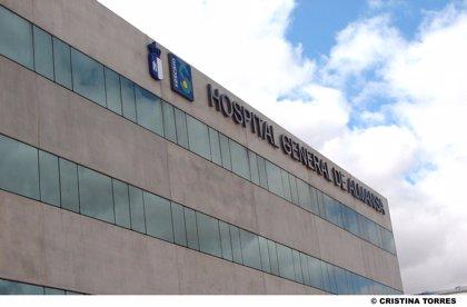 """C.Mancha.- Llamazares asegura que es """"mentira"""" que el Hospital de Almansa sea inviable y se opone a su privatización"""