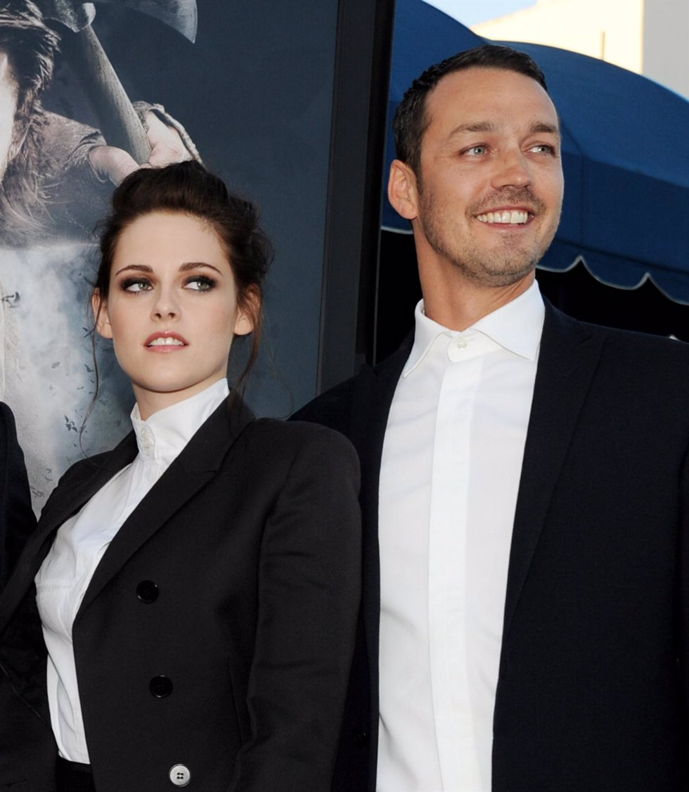 Kristen Stewart y Rupert Sanders