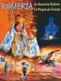 Cartel de la Romería de la Virgen de Gracia