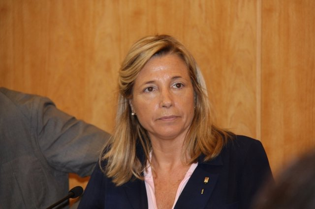 Joana Ortega, Vicepresidenta Del Govern