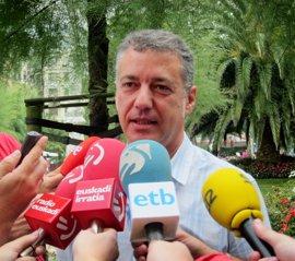 """Urkullu debatirá """"con todos"""" porque el PNV no ayudará a """"pervertir"""" el sistema de representación parlamentaria"""