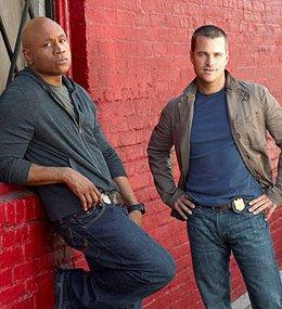 Imagen de la nueva serie de telecinco, 'NCIS Los Ángeles'