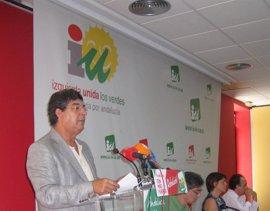"""Valderas critica la """"persecución"""" del PP a Andalucía que trata de """"hacer imposible"""" los presupuestos de la comunidad"""