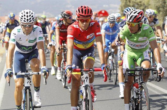 Alberto Contador última etapa Vuelta España