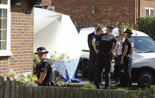La policía francesa investiga el asesinato de un matrimonio británico